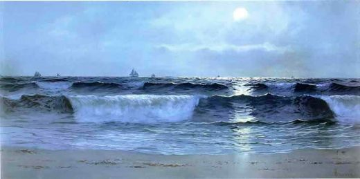 alfred thompson bricher seascape paintings