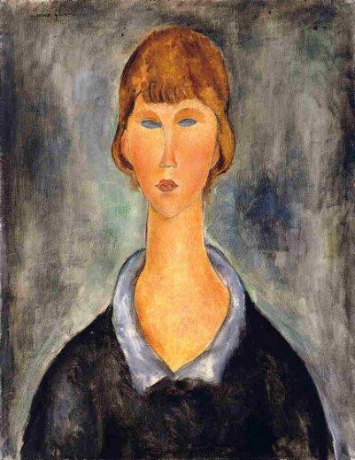 Risultati immagini per woman paintings