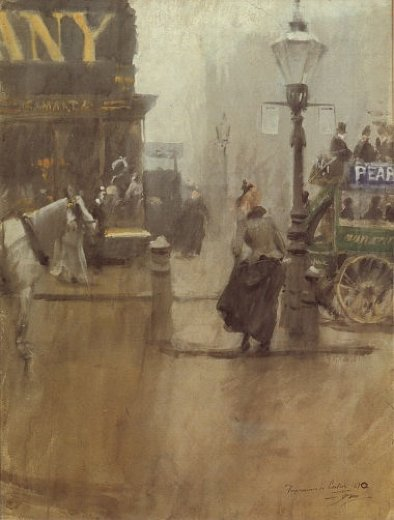 anders zorn impressions de londres paintings