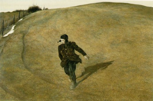 Andrew Wyeth Paintings, Andrew Wyeth Art Gallery, Artworks, Pictures