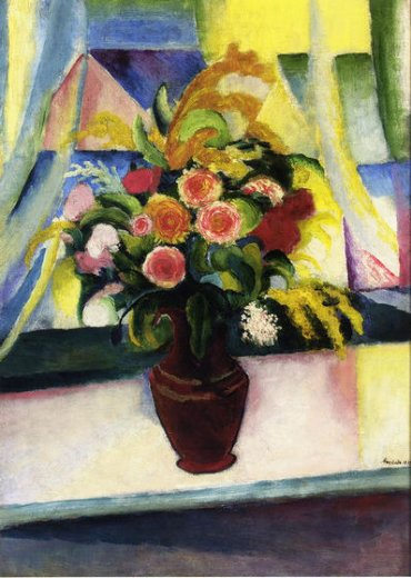 august macke title not available paintings