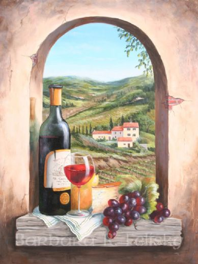 barbara felisky bottle with a view paintings