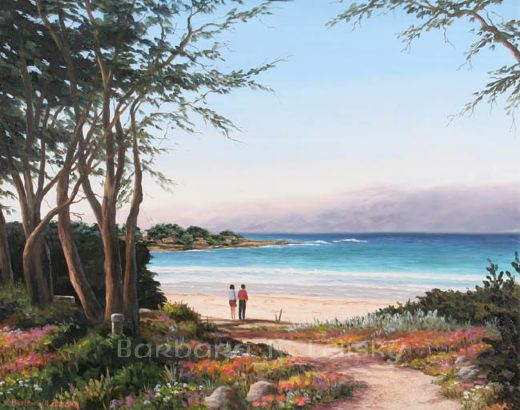 barbara felisky carmel by the sea prints