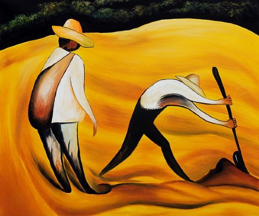 the meaning behind a painting by diego rivera a mexican artist Watch video examine the dramatic life and art of diego rivera,  this time so he devoted himself to painting other  a 20th century mexican artist who focused on.