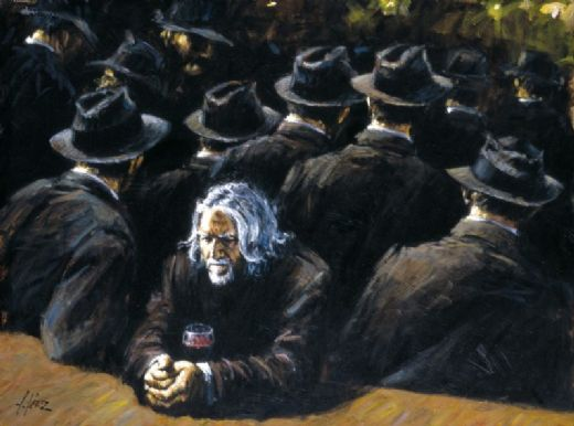 fabian perez untitled ii paintings