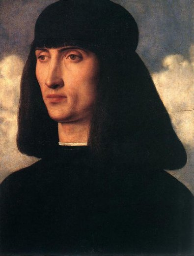 giovanni bellini portrait of a young man iii paintings