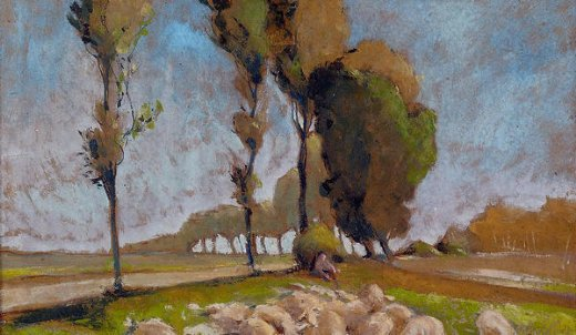 shepherd and sheep. shepherd and sheep paintings