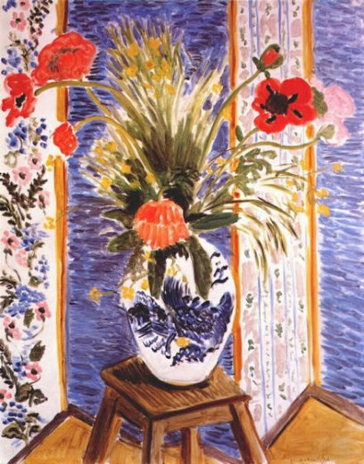 henri matisse poppies paintings