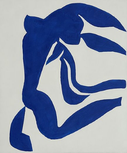 henri matisse the flowing hair paintings