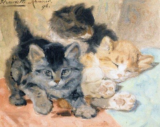 Walter Osborne Paintings For Sale