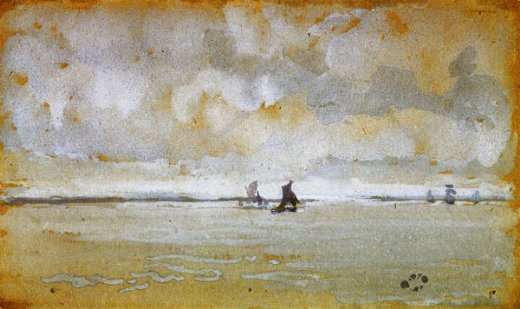 Shopping James Abbott Mcneill Whistler Grey Note Painting