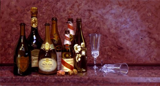 james childs champagnes paintings