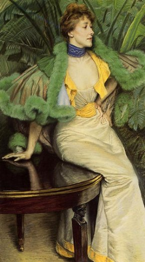 james tissot the princess of broglie paintings