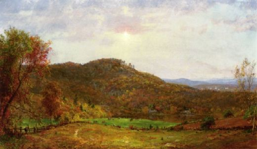 jasper francis cropsey autumn landscape i paintings