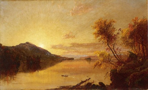 jasper francis cropsey autumn landscape iii painting