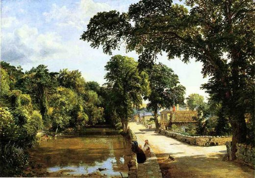jasper francis cropsey isle of wight paintings