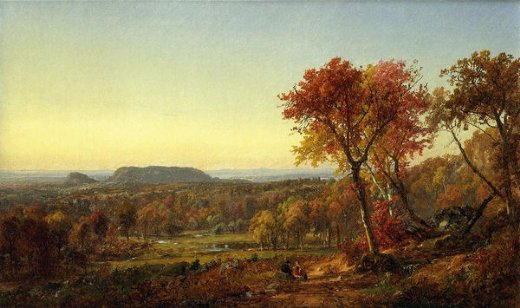 jasper francis cropsey mounts adam and eve painting
