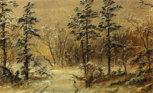 jasper francis cropsey winter wonderland painting