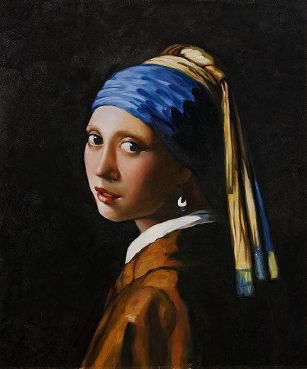 Johannes Vermeer Paintings | All Johannes Vermeer Paintings 50% Off