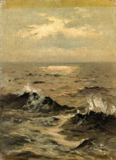 john singer sargent seascape paintings