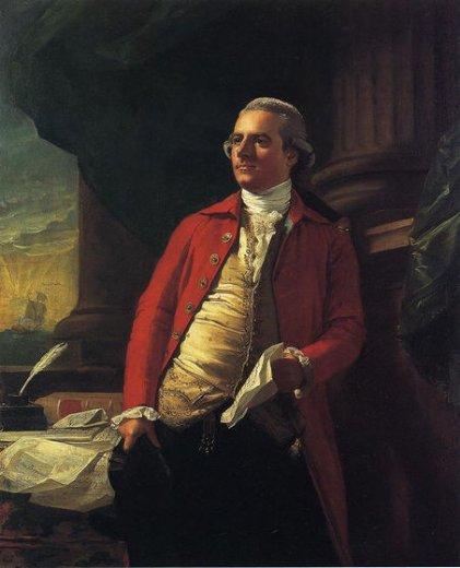 John Singleton Copley Paintings For Sale