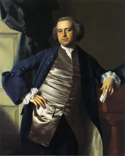 john singleton copley moses gill paintings