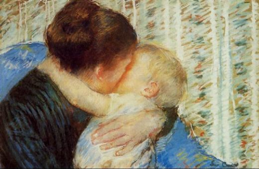 mary cassatt mother and child 7 paintings