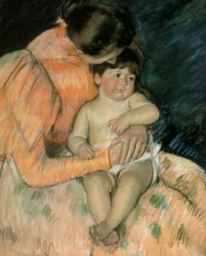 mary cassatt mother and child v oil paintings & mary ...