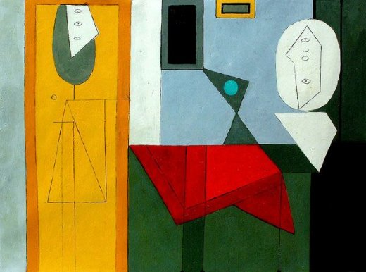 pablo picasso the studio paintings