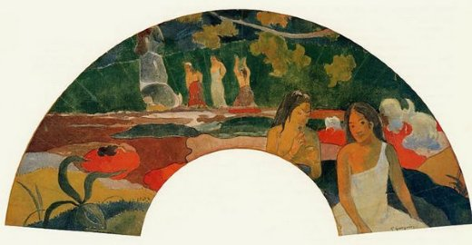 paul gauguin aarearea ii paintings