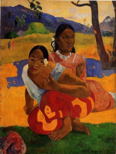paul gauguin when will you marry painting