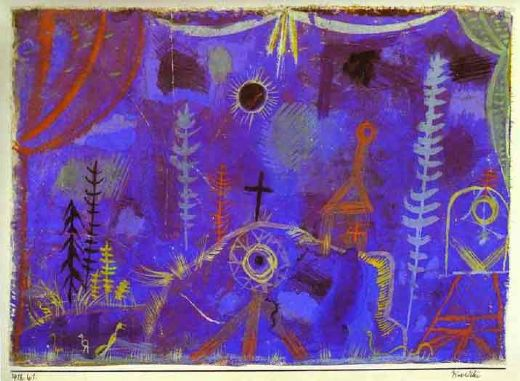 paul klee hermitage paintings