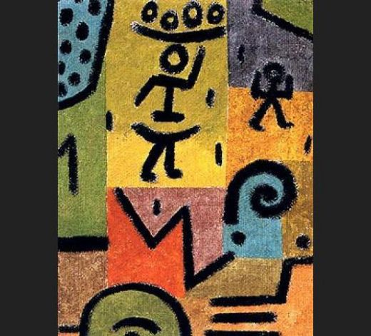 paul klee zitronen paintings