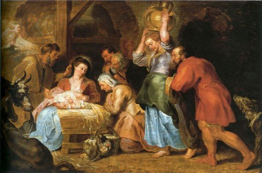 peter paul rubens adoration of the shepherds 2 prints