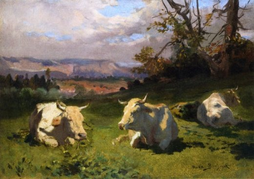 Rosa Bonheur Was Famous For Painting What Subject