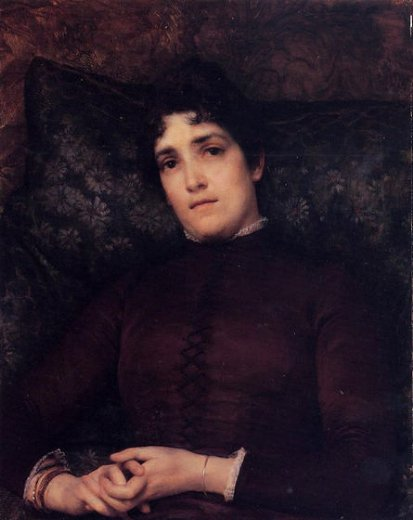 sir lawrence alma tadema mrs. frank d. millet paintings