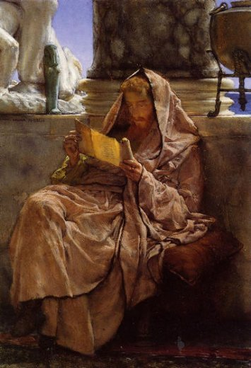 sir lawrence alma tadema prose paintings