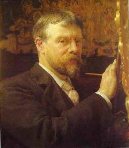sir lawrence alma tadema self portrait ii paintings