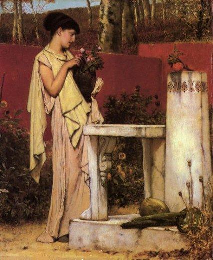 Lawrence Alma-Tadema - Page 2 Sir-lawrence-alma-tadema-the-last-roses