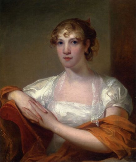 thomas sully portrait of mary myers hale paintings