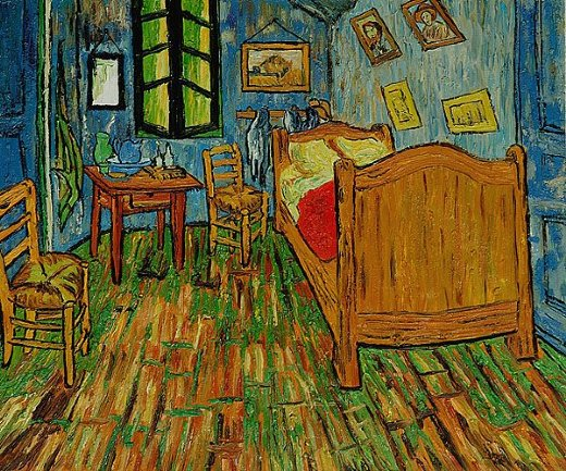 an introduction to the analysis of the artwork by van gogh and picasso Artwork description & analysis: the old guitarist is characteristic of the somber melancholy of picasso's blue period,  more pablo picasso artwork and analysis.