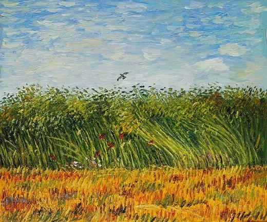 궁핍함 처절함 광기 그림에의 욕망 Van Gogh In Paris 자못 심각한 낙서 Iii