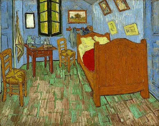 vincent van gogh the bedroom painting vincent van gogh Van Gogh Flower Paintings Van Gogh Paintings White Flowers