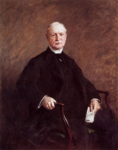 william merritt chase g. colesberry purves esq. paintings