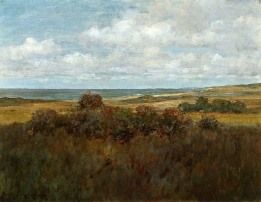william merritt chase shinnecock landscape ii painting