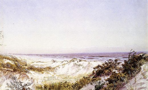 william trost richards atlantic city paintings