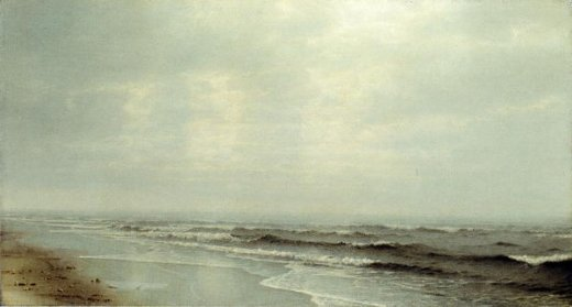 william trost richards seascape painting