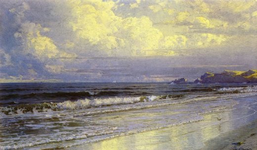 william trost richards second beach neweport prints