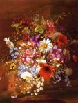 adelheid dietrich floral still life 2 oil painting