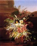 floral still life ii by adelheid dietrich painting